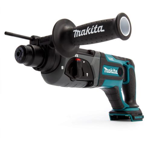 Makita DHR241Z 18V SDS Plus Rotary Hammer Drill (Body Only)