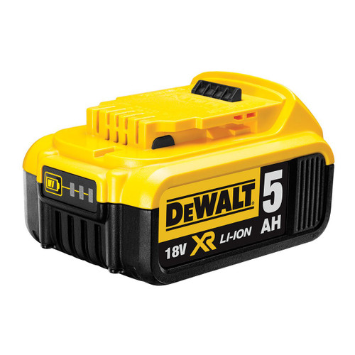 Dewalt DCB184 18V XR 5.0Ah Li-ion Battery