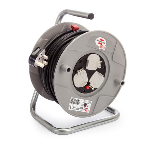 Brennenstuhl 1098413001 Cable Reel ST AK 260 50 Metres 240V