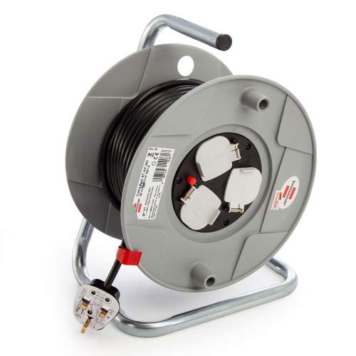 Brennenstuhl 1098253001 Cable Reel ST AK 260 25 Metres 240V