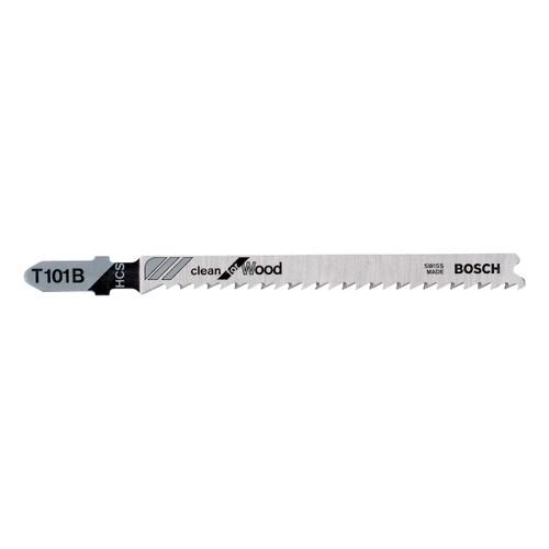 Bosch T101B Clean for Wood Jigsaw Blades (25 Pack)