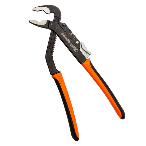 Bahco 8224 Water Pump Slip Joint Pliers 250mm Capacity 45mm