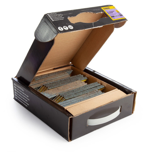 Dewalt DNPT28R63G12Z Galvanised Ring Shank Timber Nails 2.8mm x 63mm (Box of 2200)