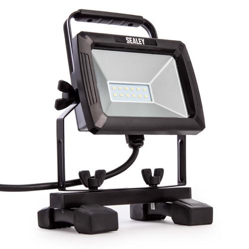 Sealey LED090 Portable Floodlight 10W SMD LED 240V