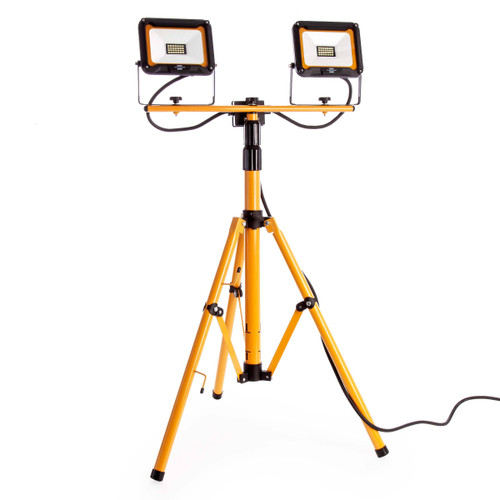Brennenstuhl 1171253434 LED Light JARO Double 4003 T, 1870lm x 2, 20W, IP65, 240V