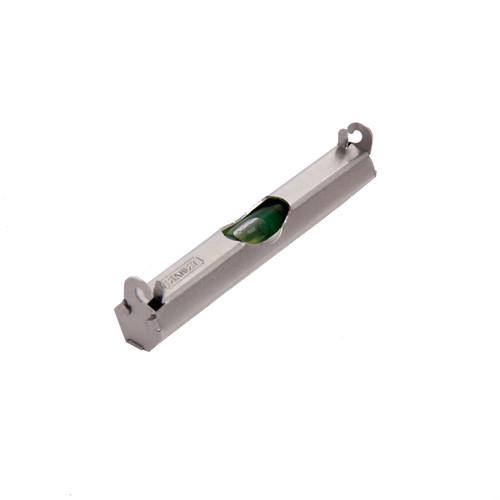 "Stanley 80mm / 3"" Line Level 1 Vial (0-42-287)"
