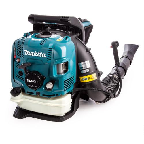 Makita EB7660TH MM4 4 Stroke Petrol  Backpack Blower 75.6cc