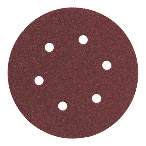 Metabo 624066000 Sanding Discs 60,80,120 Grit 150mm (25 Pack)