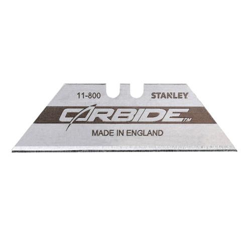 Stanley 2-11-800 Carbide Knife Blades (Pack of 10)