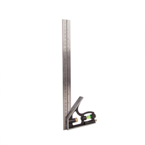 Fisher FB22ME Combination Square 12in / 300mm
