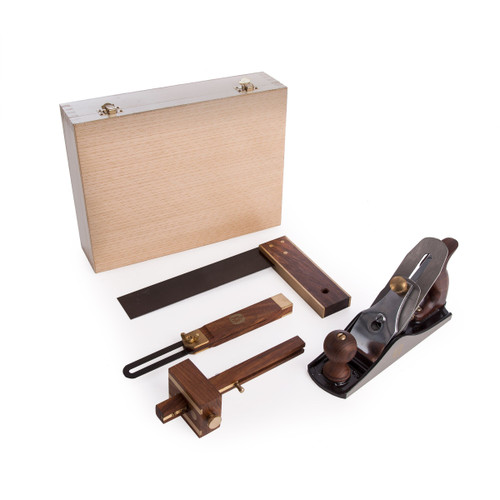 Spear & Jackson CT4PS 4 Piece Carpenters Tool Set