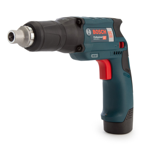 Bosch GTB 12V-11 Heavy Duty Drywall Screwdriver (2 x 2.5Ah Batteries)