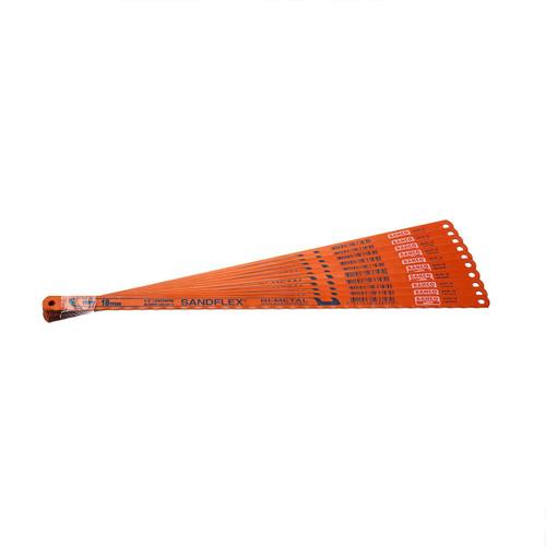 Bahco 3906 Bi-Metal Hacksaw Blades 12in X 18TPI (10 PACK)