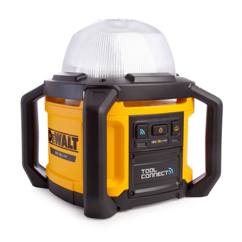 Dewalt DCL074 18V XR Tool Connect Area Light (Body Only)