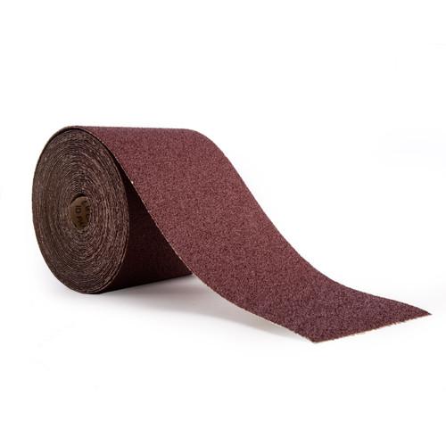 Abracs ABS11510040 Sandpaper Roll 40 Grit 115mm x 10m