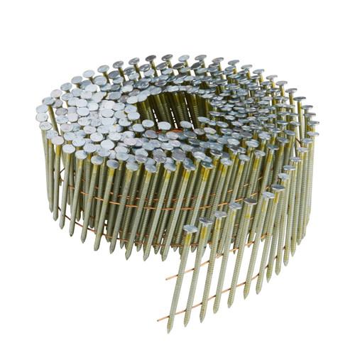 Dewalt DNN20R38G12E 38mm Galvanised Ring Shank Coil Nails (Pack of 17,500)