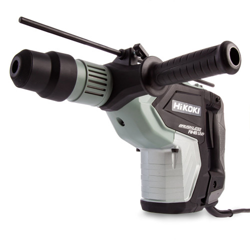 HiKOKI DH 40MEY SDS-Max Brushless Rotary Demolition Hammer (240V)