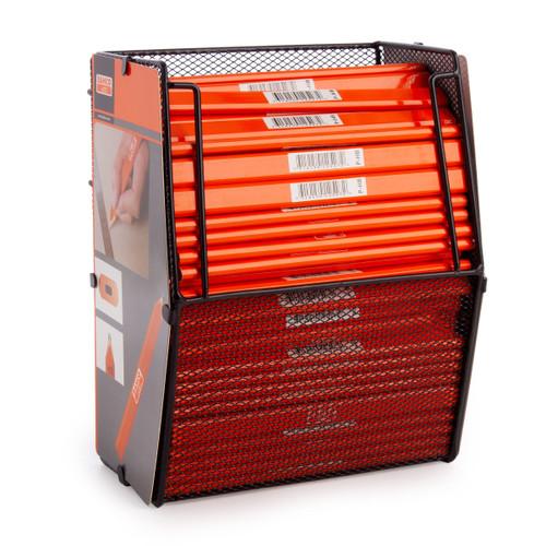 Bahco PENCIL-200 Carpenters Pencils In Display Cage (200 Piece)