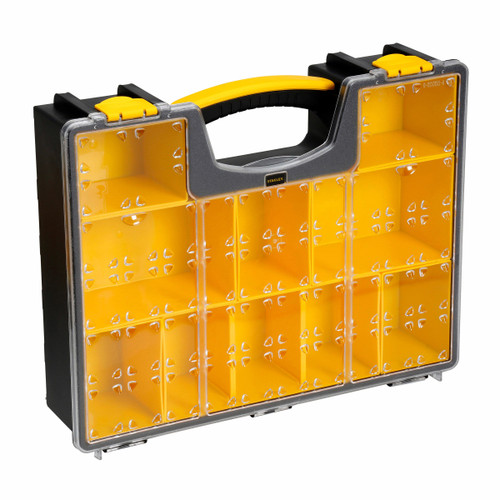 Stanley 1-92-749 Professional Deep Organiser with 8 Compartments