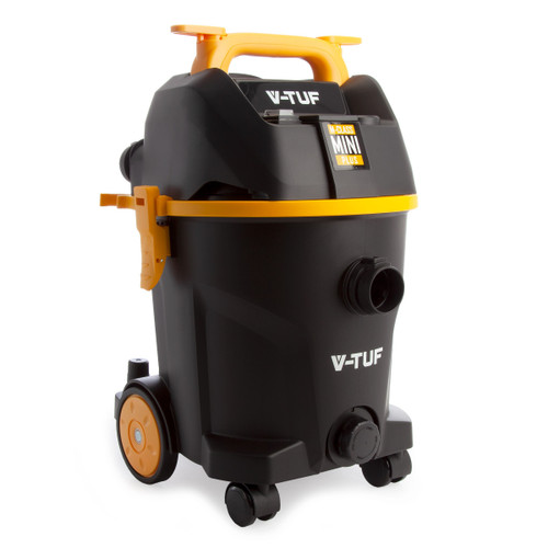 V-TUF Mini Plus M Class Wet & Dry Dust Extractor 20L (110V)
