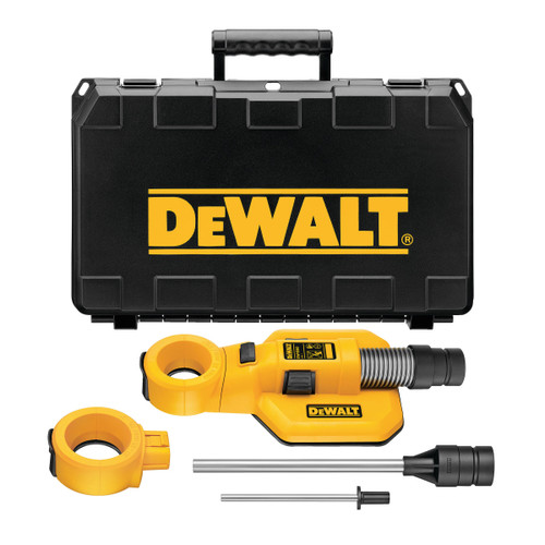 Dewalt DWH050 Drilling Dust Extraction System & Hole Cleaning