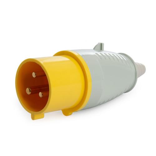 SMJ 110V32AP 32 Amp Yellow Plug 110V