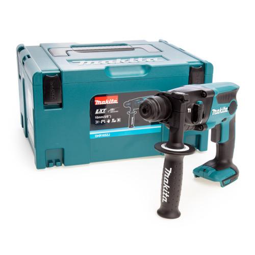 Makita DHR165ZJ 18V SDS Plus Rotary Hammer Drill 16mm (Body Only) 2