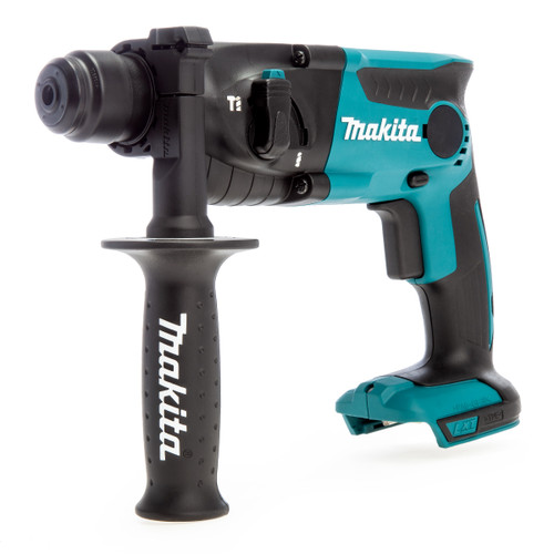 Makita DHR165ZJ 18V SDS Plus Rotary Hammer Drill 16mm (Body Only)
