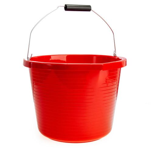 Red Gorilla PRM.R Red Premium Bucket 15L