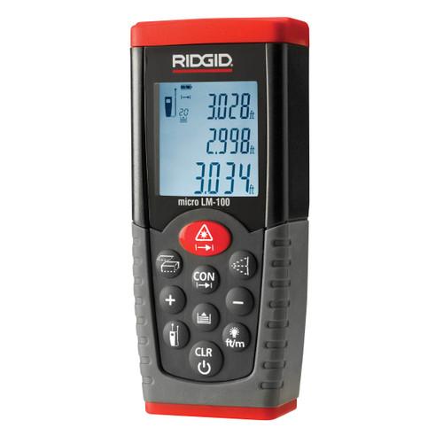 Ridgid LM-100 (36158) Laser Distance Meter (50 Metres)
