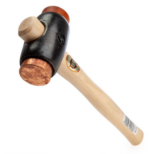 Thor 03-216 Copper & Hide Hammer Size 4 (50mm) 2380G