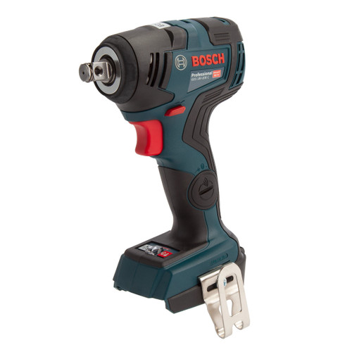 Bosch GDS 18V-200 C Professional Brushless Impact Wrench (Body Only) in L-Boxx