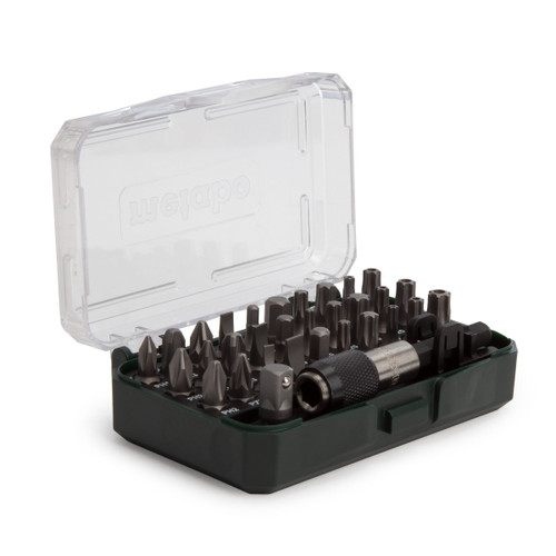 Metabo 626697000 Bit Box LC (32 Piece)