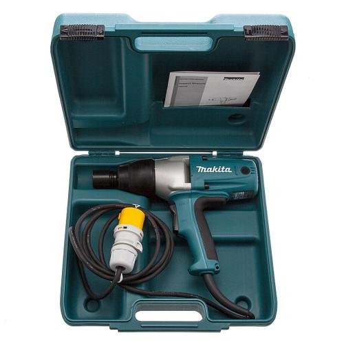 Makita TW0350 1/2 Inch Drive Impact Wrench (110V)