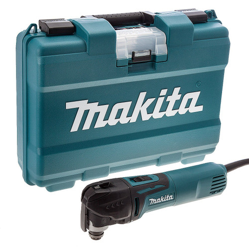 Makita TM3010CK Multi Tool with Tool-Less Accessory Change (110V)