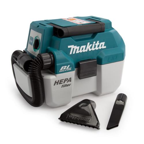 Makita DVC750LZ 18V LXT Brushless Vacuum Cleaner (Body Only)