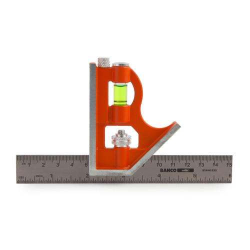 Bahco CS150 Sliding Combination Square 150mm