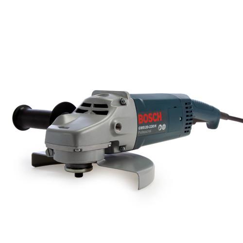 Bosch GWS 20-230 H 9 inch/230mm Angle Grinder (240V)