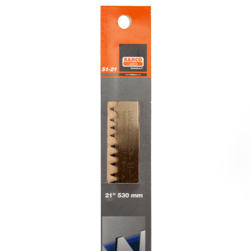 Bahco 51-21 Peg Tooth Hard Point Bowsaw Blade 21in / 530mm