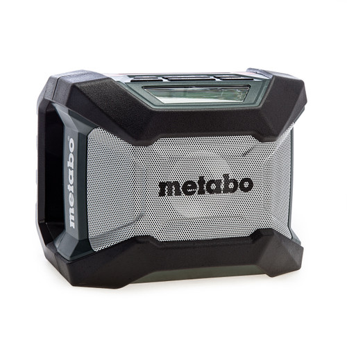 Metabo 600776850 R12-18 Cordless AM/FM Worksite Radio 1