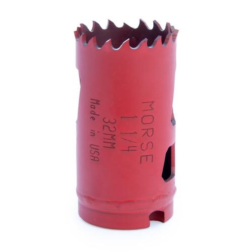 Morse MHS20 (177207) Advanced Bi-Metal Hole Saw 1. 1/4in - 32mm Diameter