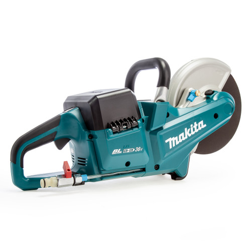 Makita DCE090ZX1 LXT Brushless Disc Cutter 36V (Body Only)