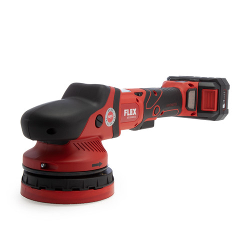 Flex XCE 8 18.0-EC 18V 5 inch/125mm Brushless Random Orbital Polisher