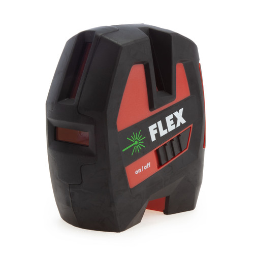Flex ALC 3/1-G Self Levelling Green Cross Line Laser
