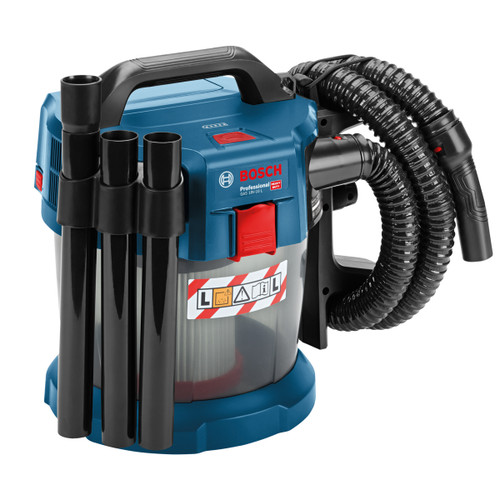 Bosch GAS 18V-10L (06019C6300) Wet and Dry Vacuum / Dust Extractor (Body Only) 1