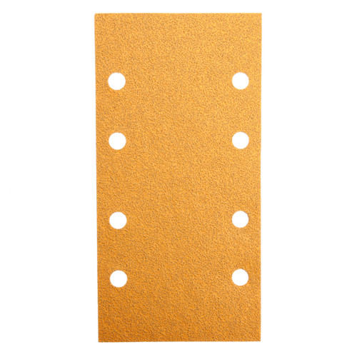 Bosch 2608605253 Sanding Sheets C470 Best for Wood and Paint 93 x 186mm 1/3 Sheet 40 Grit (Pack Of 10)