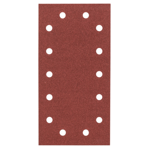 Bosch 2608605322 Sanding Sheets C430 Expert for Wood and Paint 115 x 230mm 1/2 Sheet 60,120,180 Grit (Pack Of 10)