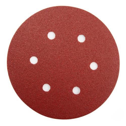 Makita P-37487 Sanding Discs 150mm 60 Grit (Pack Of 10)