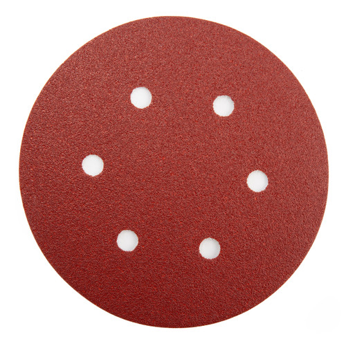 Makita P-37493 Sanding Discs 150mm 80 Grit (Pack Of 10)