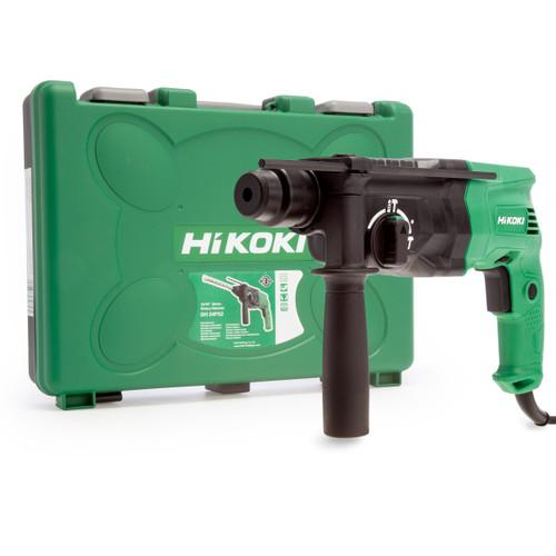 HiKOKI DH24PX2 SDS-Plus Rotary Demolition Hammer 110V 2